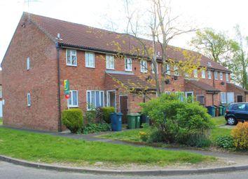Thumbnail 1 bedroom maisonette to rent in Oakcroft Close, Pinner