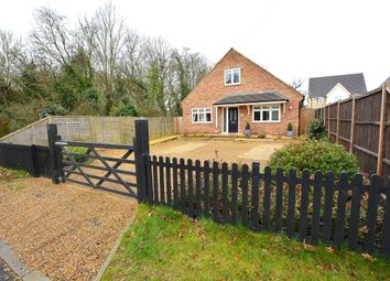 Thumbnail 4 bed detached bungalow for sale in Broadfield Road, Takeley, Bishop's Stortford
