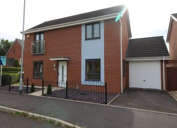 Thumbnail 3 bed detached house for sale in Mullion Drive, Bilston