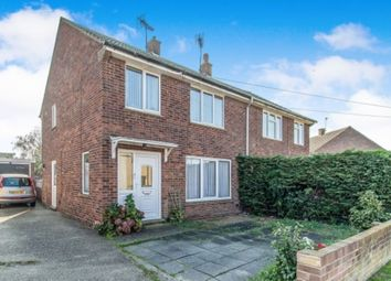 Thumbnail 3 bed semi-detached house for sale in Marina Drive, Minster On Sea, Sheerness