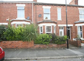 Thumbnail 3 bed terraced house to rent in Lindley Street, York