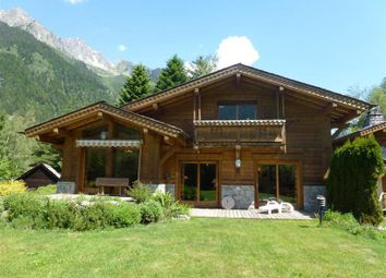 Thumbnail 4 bed chalet for sale in Chamonix-Mont-Blanc (Les Praz), 74400, France