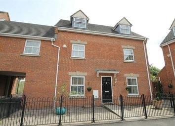 Thumbnail 4 bed end terrace house for sale in Johnson Road, Emersons Green, Bristol