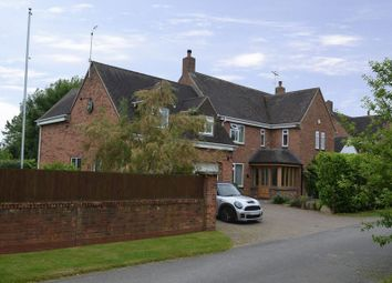Thumbnail 4 bed detached house for sale in Patch Road, Witham St. Hughs, Lincoln