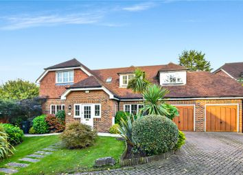 Thumbnail 4 bedroom detached house for sale in The Coppice, Bexley, Kent