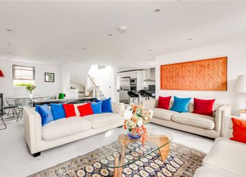 Thumbnail 3 bed mews house for sale in Raffles Mews, 12 Farm Lane, London