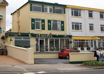 Thumbnail Hotel/guest house for sale in Sands Road, Paignton
