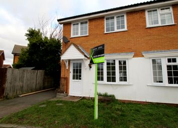 Thumbnail 2 bed semi-detached house to rent in Baker Road, Shotley Gate, Ipswich
