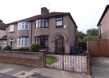 Thumbnail 3 bed semi-detached house for sale in Stairhaven Road, Garston, Liverpool, Mersyeside