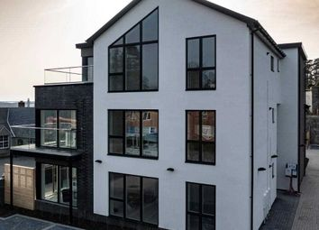 Thumbnail 2 bed flat for sale in Yr Hen Ysgol, Pentraeth Road, Menai Bridge