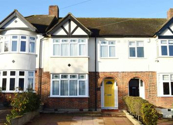 Thumbnail 3 bed terraced house to rent in Elmstead Gardens, Worcester Park