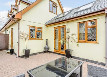 Thumbnail 4 bed detached house for sale in Lodge Road, Little Oakley