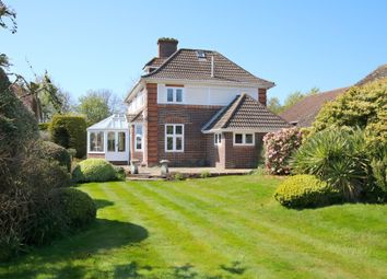 Thumbnail 4 bed detached house for sale in Stanford Hill, Lymington, Hampshire