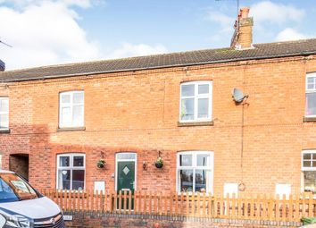 3 bed terraced house for sale in Dovecote Road, Croft, Leicester LE9