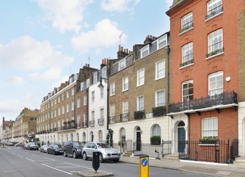 Thumbnail 1 bed flat to rent in Eaton Terrace, London