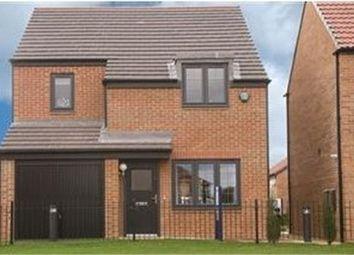 Thumbnail 3 bed detached house for sale in Regents Drive, Hebburn, Tyne & Wear.
