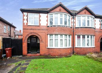 5 bed semi-detached house to rent in Derby Road, Fallowfield, Manchester M14