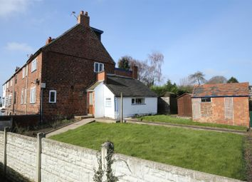 Thumbnail 3 bed terraced house for sale in Bosworth Road, Measham