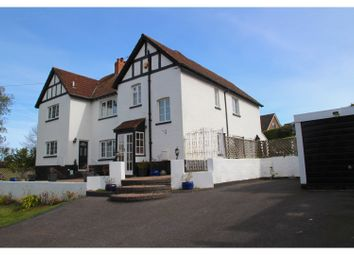 Thumbnail 4 bedroom detached house for sale in Alexandria Road, Sidmouth