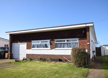 Thumbnail 2 bed detached bungalow for sale in Maresfield Drive, Pevensey Bay