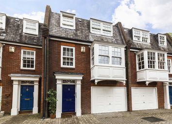 Thumbnail 4 bed property to rent in Goldcrest Mews, Montpelier Road, London