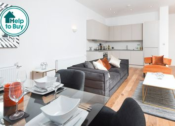 Thumbnail 2 bed flat for sale in 315 Camberwell New Road, London