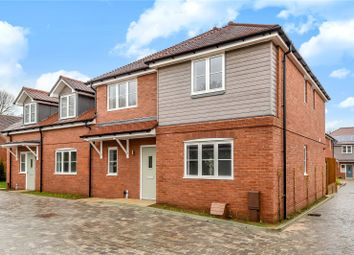 Thumbnail 4 bed semi-detached house for sale in Clewers Lane, Waltham Chase, Southampton, Hampshire