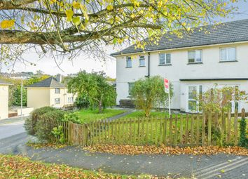 Thumbnail 3 bed semi-detached house for sale in Warburton Gardens, Plymouth