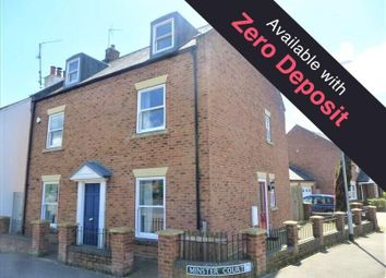 Thumbnail 3 bed semi-detached house to rent in Minster Court, Long Sutton, Spalding
