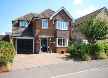 Thumbnail 4 bed detached house for sale in Old Church Way, Canterbury