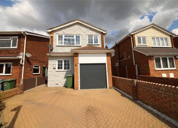 Thumbnail 3 bed detached house for sale in Kathleen Close, Stanford-Le-Hope, Essex