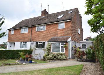 Thumbnail 4 bed semi-detached house for sale in Church Green, Staplehurst, Tonbridge