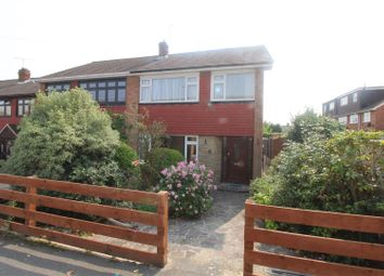 Limerick Gardens, Cranham, Upminster RM14. 3 bed semi-detached house