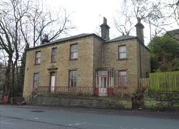 Thumbnail 4 bed detached house for sale in Manchester Road, Slaithwaite, Huddersfield