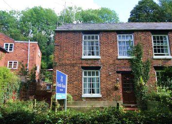 Thumbnail 2 bed terraced house for sale in Castle Inn Road, Congleton