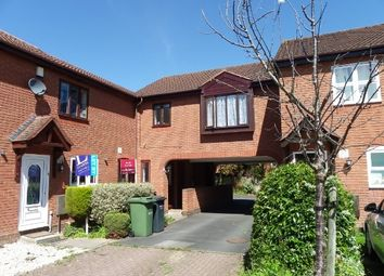 Thumbnail 2 bed terraced house to rent in Leeds Avenue, Warndon, Worcester