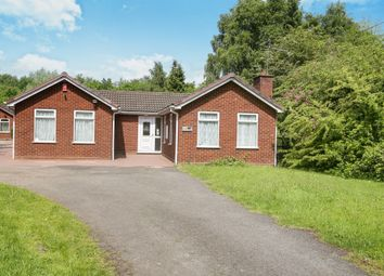 Thumbnail 3 bed detached bungalow for sale in Watery Lane, Willenhall
