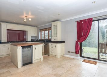 Thumbnail 5 bedroom detached house to rent in Connaught Drive, Weybridge