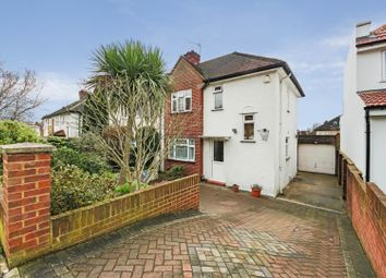 Thumbnail 3 bed semi-detached house for sale in Biggin Way, London