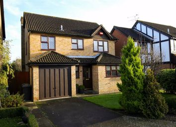 Thumbnail 4 bed detached house for sale in Tolsey Mead, Borough Green, Sevenoaks