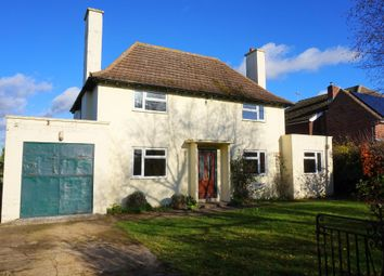 Thumbnail 4 bed detached house for sale in Ipswich Road, Brantham, Manningtree