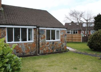 Thumbnail 2 bed semi-detached bungalow for sale in Hillside View, Milnrow, Rochdale, Oil16