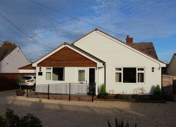 Thumbnail 3 bed detached bungalow for sale in Creech Heathfield, Taunton