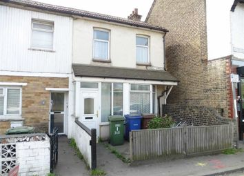 Thumbnail 2 bedroom end terrace house to rent in Sussex Terrace, London Road, Purfleet