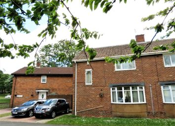 Thumbnail 3 bed semi-detached house for sale in Kemp Road, Peterlee, County Durham