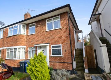 Thumbnail 2 bed flat for sale in Cavendish Avenue, London