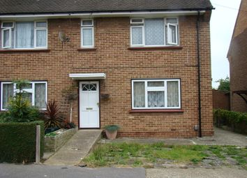 Thumbnail 2 bed flat to rent in Chaucer Road, Romford