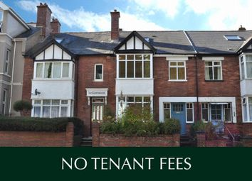 Thumbnail 5 bed terraced house to rent in St. Davids Hill, Exeter