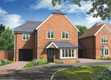 "Thumbnail 4 bed property for sale in ""The Fernhurst"" at Basingstoke Road, Spencers Wood, Reading"