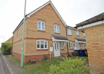Thumbnail 3 bedroom terraced house to rent in Malt Close, Newmarket